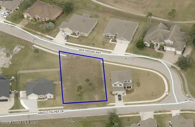 2029 Arnold Palmer Drive, Titusville, FL 32796 (MLS #910764) :: Blue Marlin Real Estate