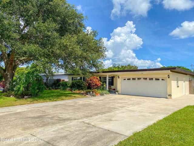 250 Spruce Avenue, Merritt Island, FL 32953 (MLS #910800) :: Premium Properties Real Estate Services