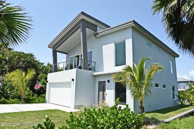 5080 S Highway A1a, Melbourne Beach, FL 32951 (MLS #910871) :: Keller Williams Realty Brevard