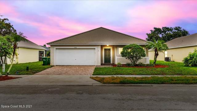 3382 Tipperary Drive, Merritt Island, FL 32953 (MLS #910905) :: Vacasa Real Estate