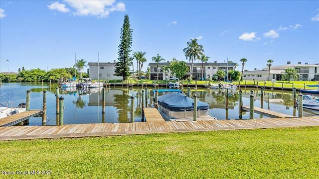431 Dove Lane #610, Satellite Beach, FL 32937 (MLS #910906) :: Premium Properties Real Estate Services