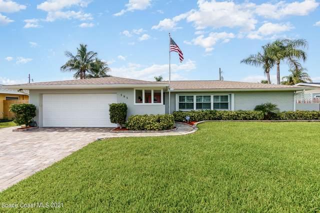 385 Sherwood Avenue, Satellite Beach, FL 32937 (MLS #911024) :: Keller Williams Realty Brevard