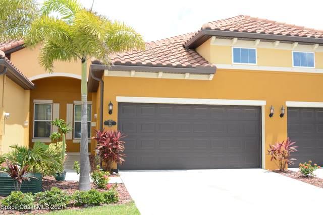 86 Redondo Drive, Satellite Beach, FL 32937 (MLS #911028) :: Blue Marlin Real Estate