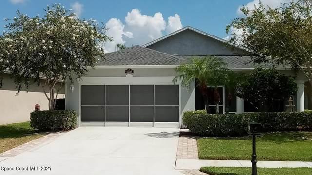 6036 Indigo Crossing Drive, Rockledge, FL 32955 (MLS #911172) :: Blue Marlin Real Estate