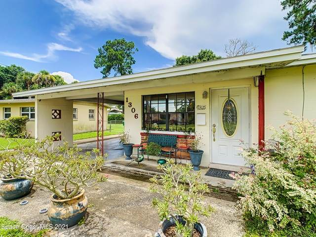 1306 Moss Lane, Cocoa, FL 32922 (MLS #911229) :: Blue Marlin Real Estate