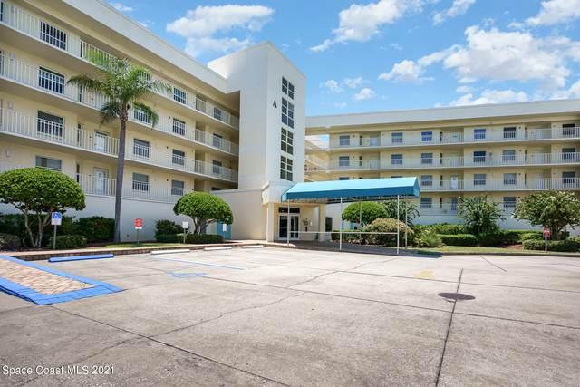 8700 Ridgewood Avenue 309A, Cape Canaveral, FL 32920 (MLS #911295) :: Keller Williams Realty Brevard