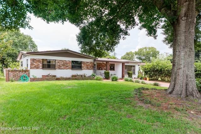 1943 Furman Court, Cocoa, FL 32922 (MLS #911320) :: Blue Marlin Real Estate