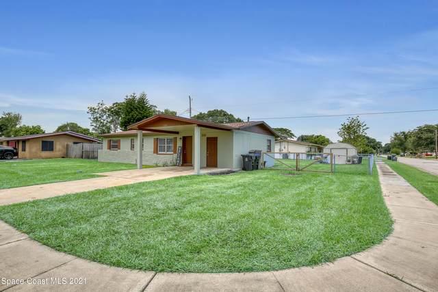2720 Venus Drive, Titusville, FL 32796 (MLS #911330) :: Engel & Voelkers Melbourne Central