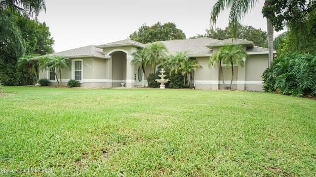 6858 Sweet Bay Court, Cocoa, FL 32927 (MLS #911332) :: Keller Williams Realty Brevard