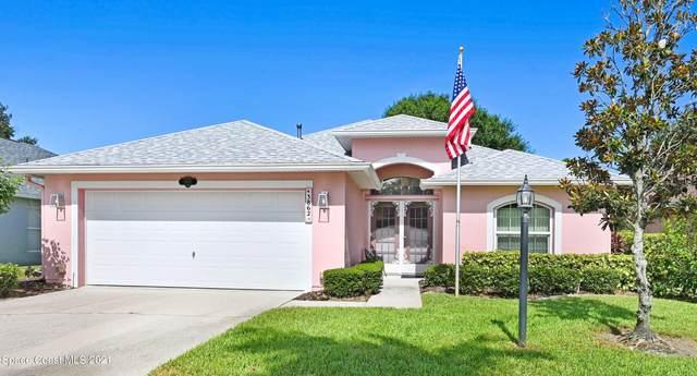 3862 San Miguel Lane, Rockledge, FL 32955 (MLS #911417) :: Premier Home Experts
