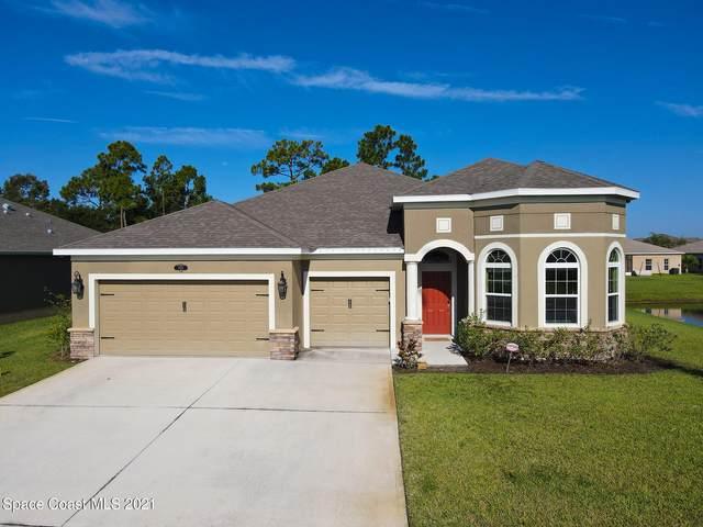 2152 Lune Court, West Melbourne, FL 32904 (MLS #911440) :: Premier Home Experts