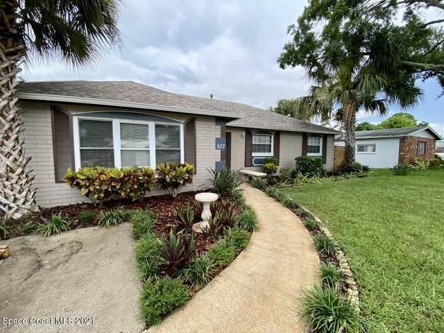 937 Kings Post Road, Rockledge, FL 32955 (MLS #911495) :: Keller Williams Realty Brevard