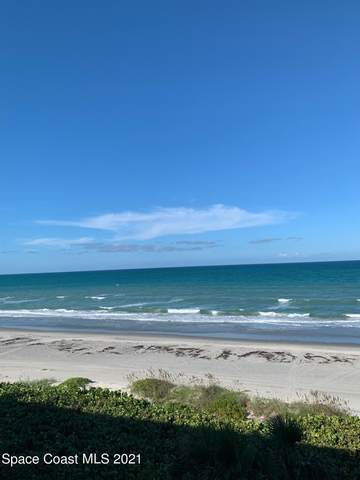 303 Ocean Park Lane #90, Cape Canaveral, FL 32920 (MLS #911561) :: Keller Williams Realty Brevard
