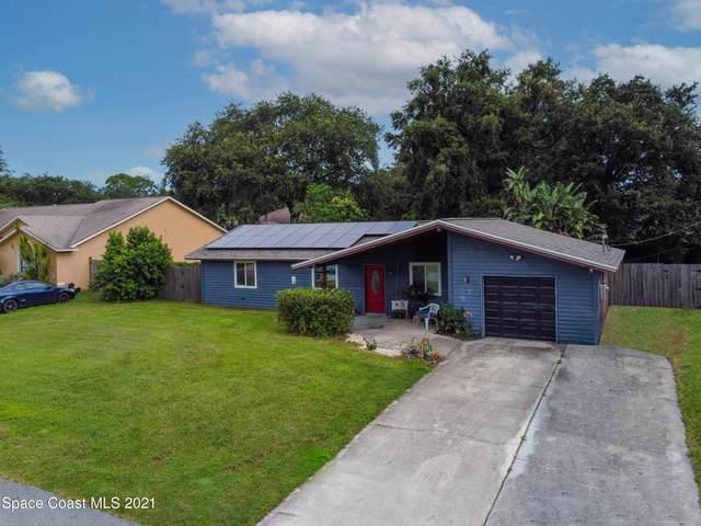 7310 Darien Road, Cocoa, FL 32927 (MLS #911645) :: Vacasa Real Estate