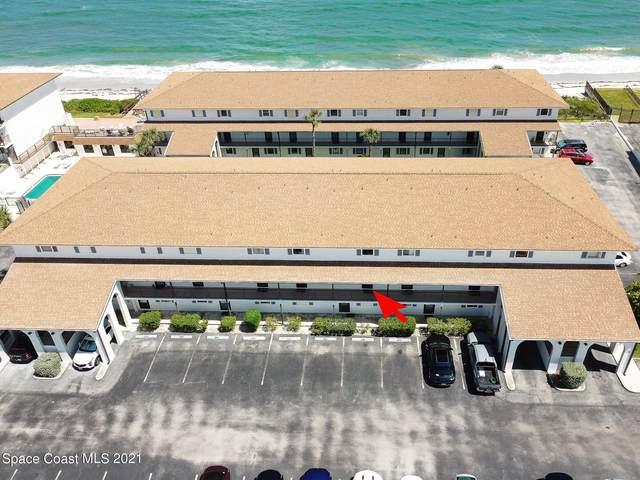 199 Florida A1a D205, Satellite Beach, FL 32937 (MLS #911650) :: Keller Williams Realty Brevard