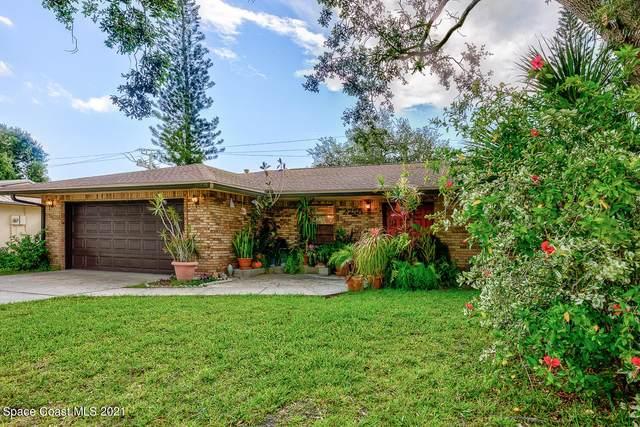 2755 Village Park Drive, Melbourne, FL 32934 (MLS #911671) :: Engel & Voelkers Melbourne Central