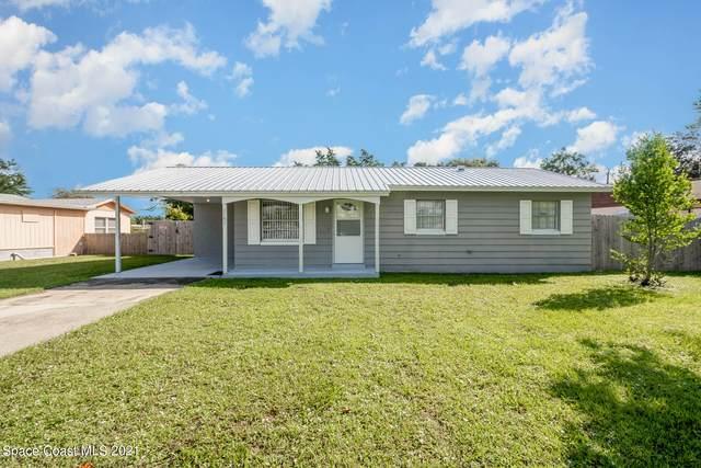 1151 N Singleton Avenue, Titusville, FL 32796 (MLS #911764) :: Blue Marlin Real Estate