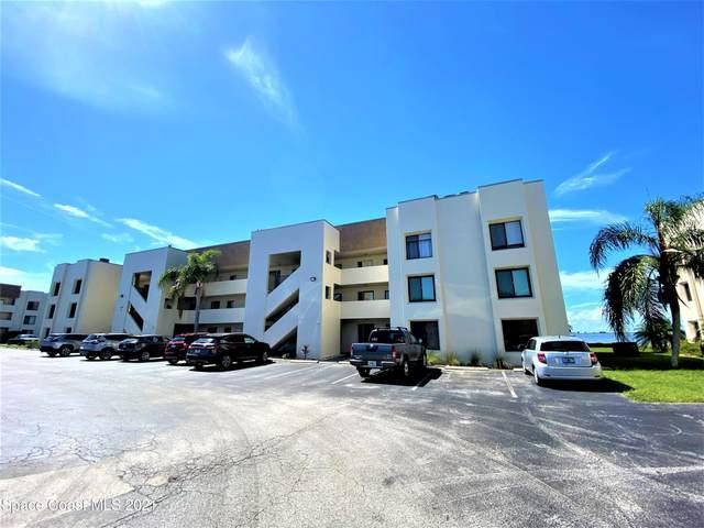 200 International Drive #805, Cape Canaveral, FL 32920 (MLS #911799) :: Blue Marlin Real Estate