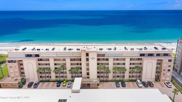 995 N Highway A1a #401, Indialantic, FL 32903 (MLS #911809) :: Premium Properties Real Estate Services