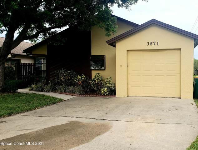 3671 Brentwood Court, Melbourne, FL 32935 (MLS #911822) :: Premier Home Experts