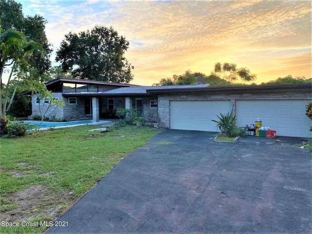 1680 Anson Road, Melbourne, FL 32934 (MLS #911869) :: Blue Marlin Real Estate