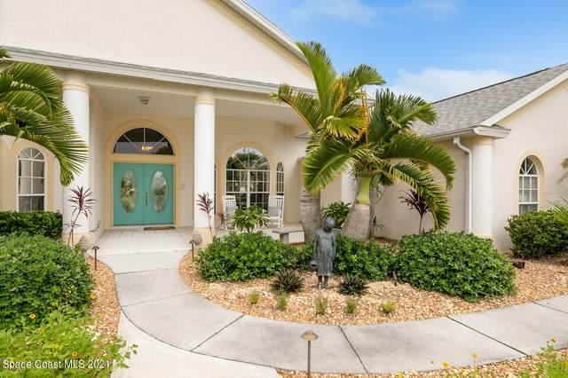 3728 Peacock Drive, Melbourne, FL 32904 (MLS #911914) :: Vacasa Real Estate