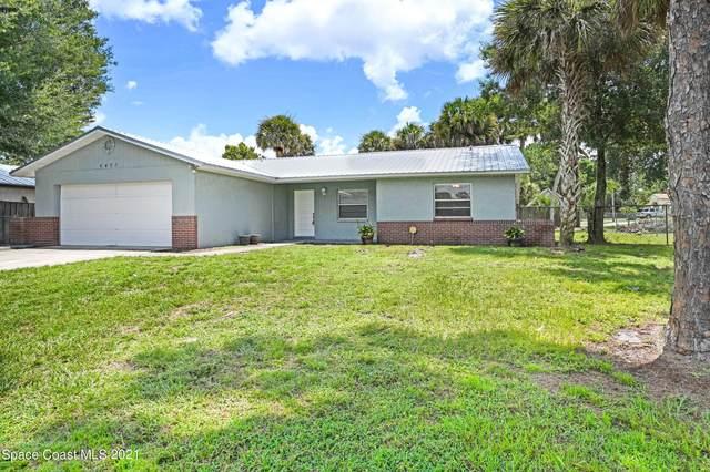 6405 Orchid Avenue, Cocoa, FL 32927 (MLS #911968) :: Blue Marlin Real Estate