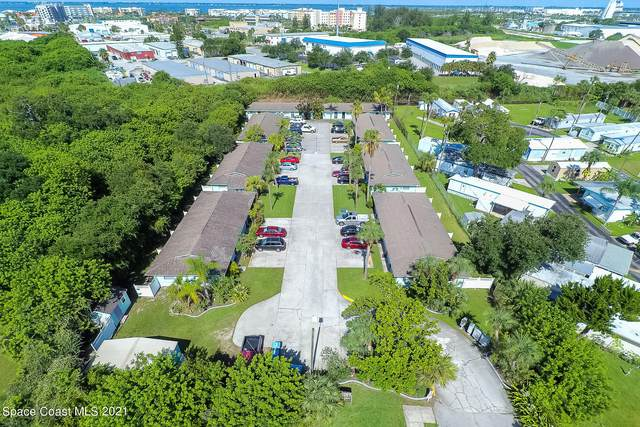 146 Anchorage Avenue, Cape Canaveral, FL 32920 (MLS #912041) :: Engel & Voelkers Melbourne Central