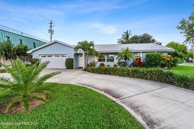 207 S Palm Avenue, Indialantic, FL 32903 (MLS #912287) :: Keller Williams Realty Brevard
