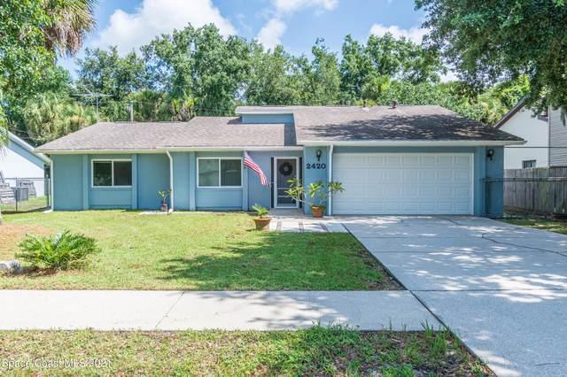 2420 Kathi Kim Street, Cocoa, FL 32926 (MLS #912471) :: Blue Marlin Real Estate