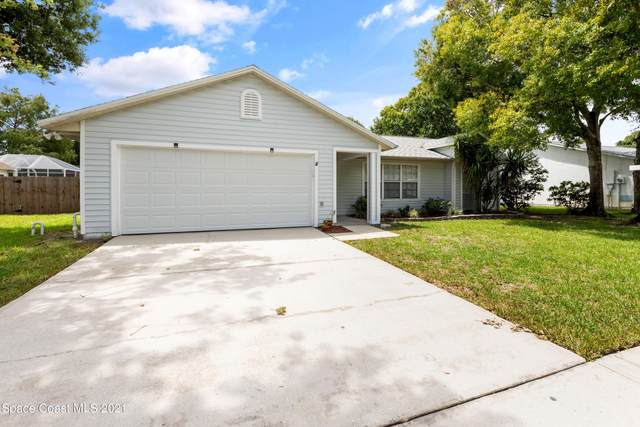 2151 Grand Teton Boulevard, Melbourne, FL 32935 (MLS #912534) :: Blue Marlin Real Estate