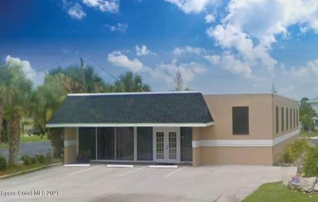 1170 Highway A1a Highway, Satellite Beach, FL 32937 (MLS #912549) :: Keller Williams Realty Brevard