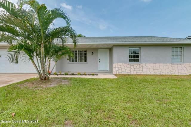 606 Xavier Avenue, Melbourne, FL 32901 (MLS #912576) :: Blue Marlin Real Estate