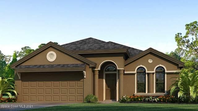4077 Broomsedge Circle, West Melbourne, FL 32904 (MLS #912611) :: Keller Williams Realty Brevard