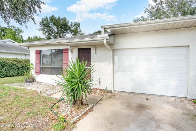133 Mc Neela Drive, Titusville, FL 32796 (MLS #912809) :: Blue Marlin Real Estate