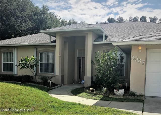 3067 Temple Lane N, Rockledge, FL 32955 (MLS #912818) :: Keller Williams Realty Brevard