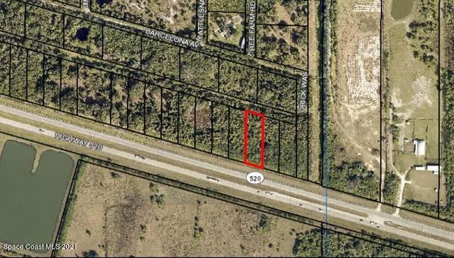 0 W State Road 520 - Lot #24, Cocoa, FL 32926 (MLS #912978) :: Vacasa Real Estate