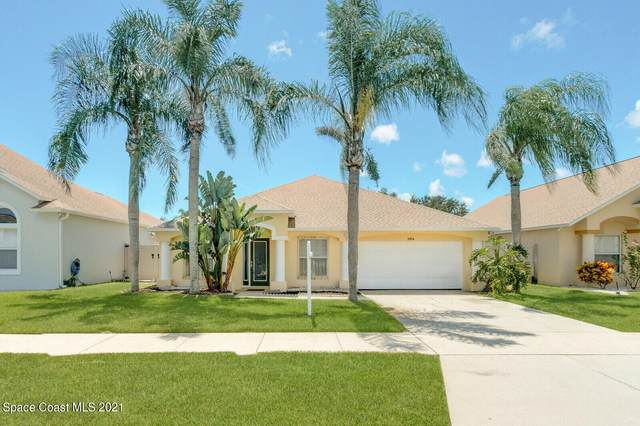 3814 Sunward Drive, Merritt Island, FL 32953 (MLS #913223) :: Blue Marlin Real Estate