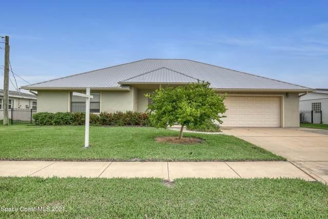 457 Cardinal Drive, Satellite Beach, FL 32937 (#913382) :: The Reynolds Team | Compass