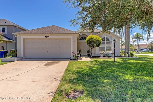 3855 La Flor Drive, Rockledge, FL 32955 (MLS #913418) :: Blue Marlin Real Estate