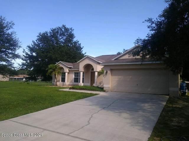 1110 Ruby Street SE, Palm Bay, FL 32909 (MLS #913471) :: Vacasa Real Estate