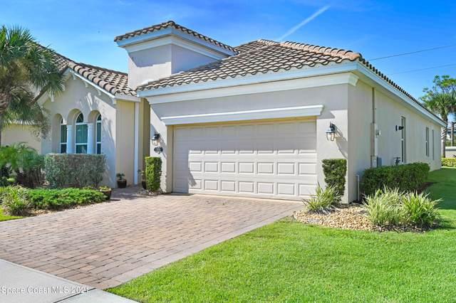 3589 Poseidon Way, Indialantic, FL 32903 (MLS #913496) :: Premium Properties Real Estate Services