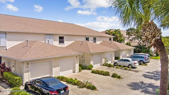 822 Mimosa Place, Indian Harbour Beach, FL 32937 (MLS #913508) :: Blue Marlin Real Estate