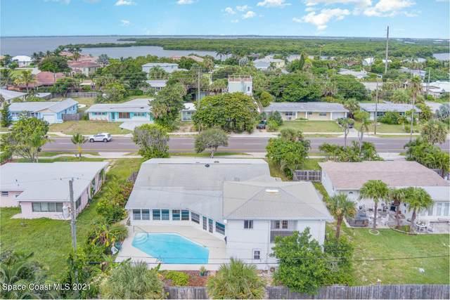 921 S Orlando Avenue, Cocoa Beach, FL 32931 (MLS #913538) :: Blue Marlin Real Estate