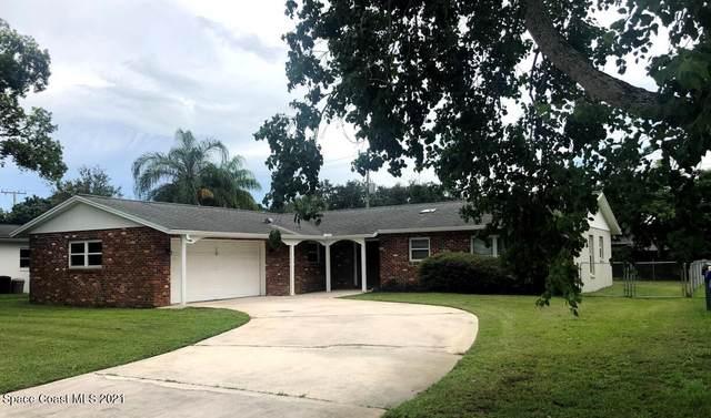 1287 Troon Way, Rockledge, FL 32955 (MLS #913592) :: Premium Properties Real Estate Services