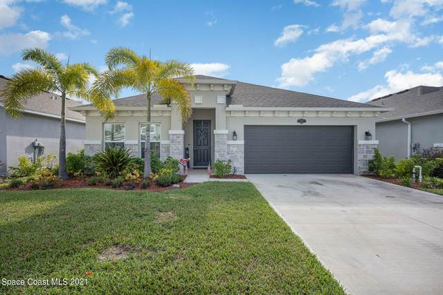 715 Boughton Way, West Melbourne, FL 32904 (#913895) :: The Reynolds Team   Compass