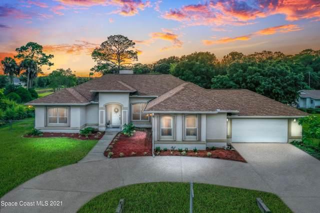 725 Tennessee Street, Melbourne, FL 32904 (MLS #914084) :: Blue Marlin Real Estate