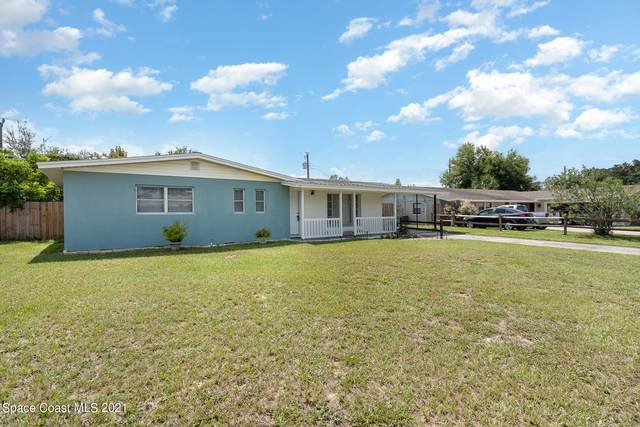 1444 Overlook, Titusville, FL 32780 (MLS #914108) :: Keller Williams Realty Brevard