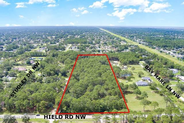 4336 Hield Road NW, Palm Bay, FL 32907 (MLS #914165) :: Blue Marlin Real Estate