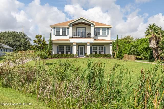 6200 Anchor Lane, Rockledge, FL 32955 (MLS #914170) :: Keller Williams Realty Brevard